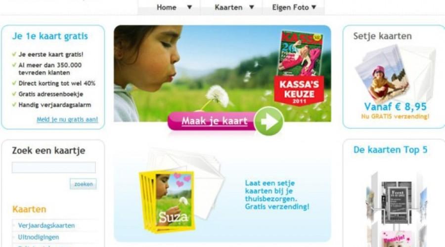 Drukwerkdeal.nl en Kaartje2go.nl snelgroeiende bedrijven