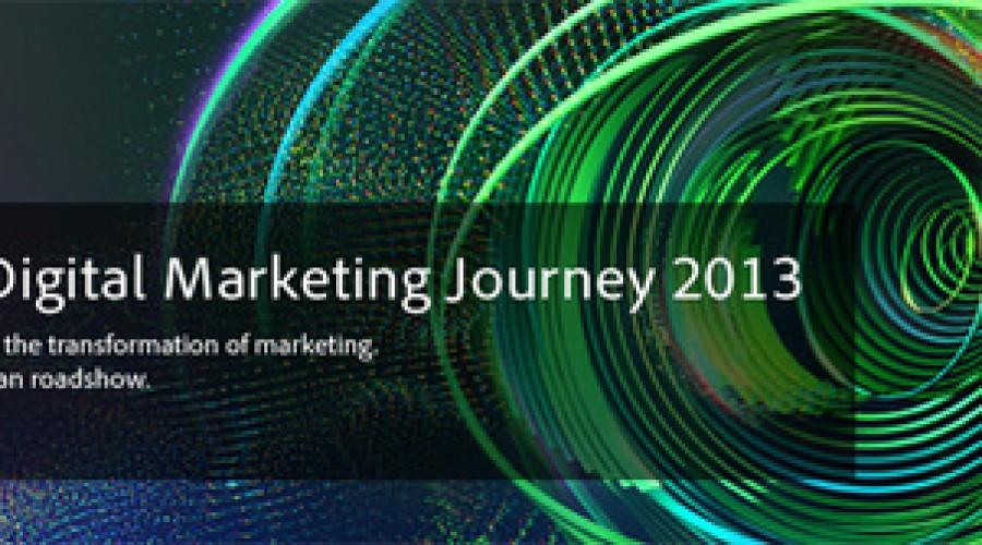 Adobe Digital Marketing Journey: In een dag leren waarom digital marketing belangrijk is en hoe je dat als contentmaker toepast