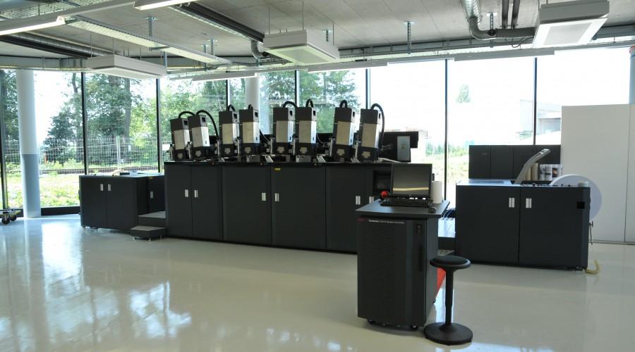 Kodak opent nieuw technologiecentrum