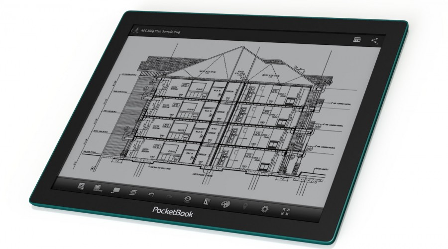 Nieuwe schermtechnologie van E-ink