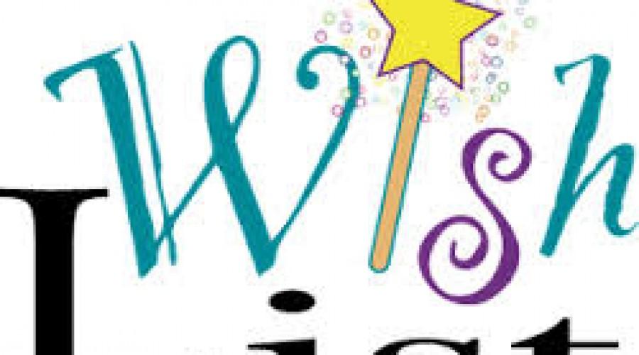 Laurel Brunner's Verdigris Blog: 2014 Wish List