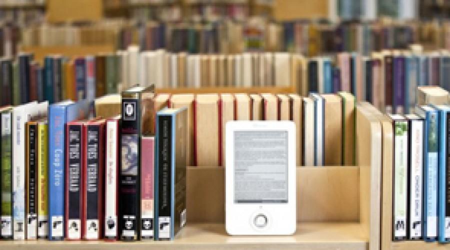 Bibliotheken starten met uitlenen van e-books