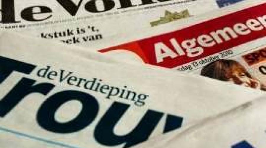 Topman Persgroep: gepersonaliseerde krant?