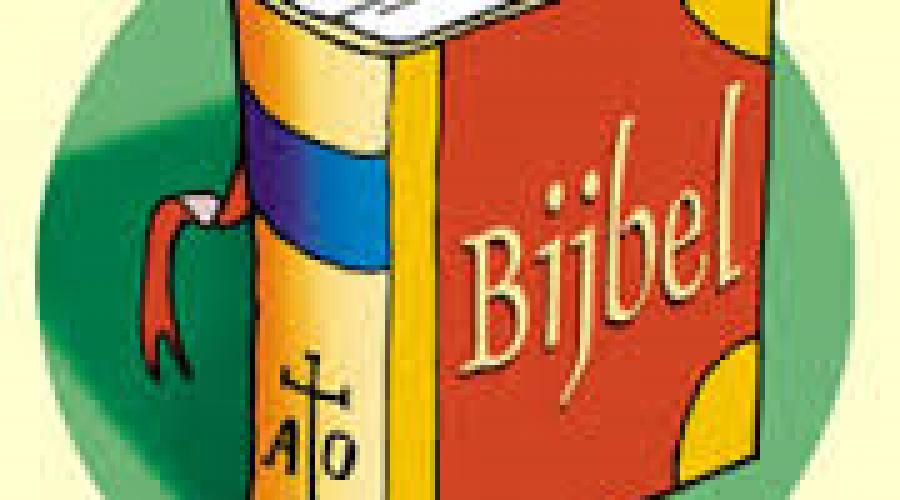 Zelfs de bijbel populair als app