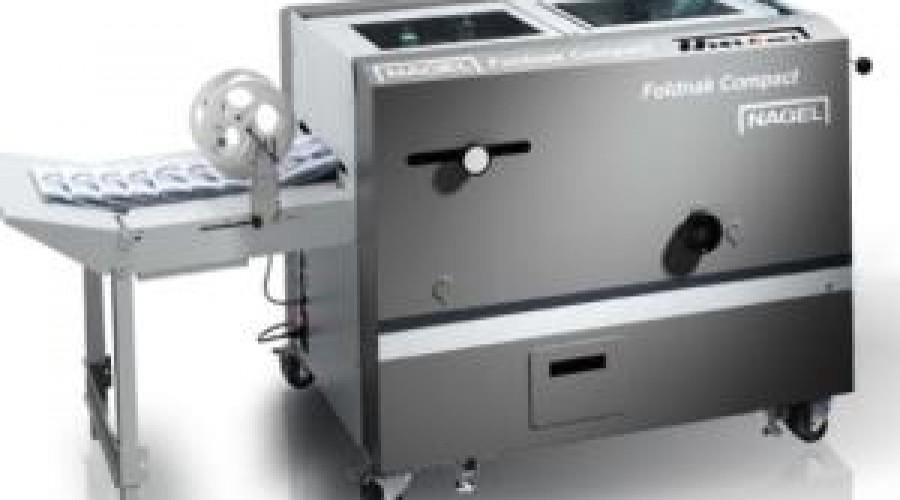 Hohner koopt Nagel en integreert Foldnak vouw- en hechtlijn in haar afwerkingspakket