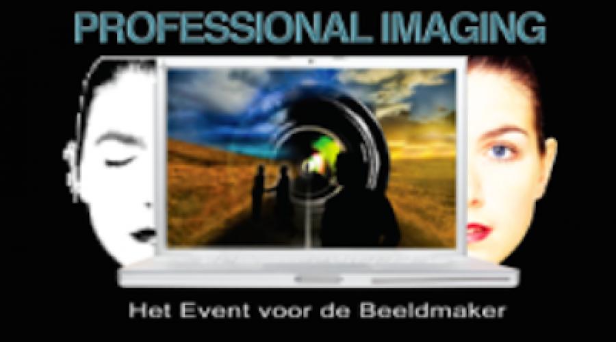 Professional Imaging beurs, 29 en 30 maart een weekend met kennis en info voor niet alleen fotografen