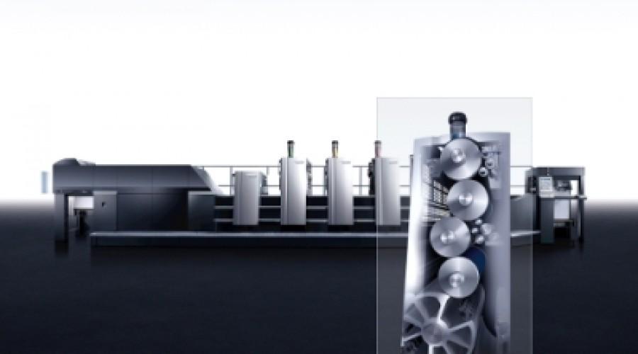 Heidelberg: concurreren met digitaal drukken