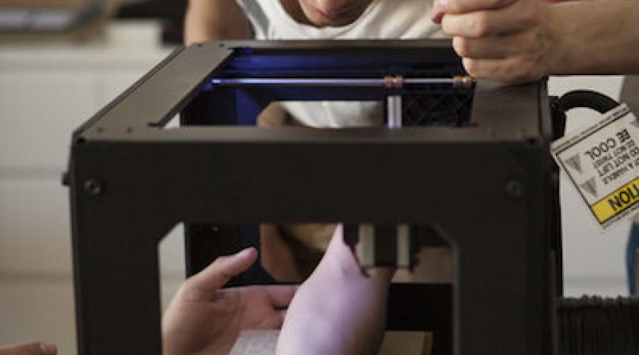 Ja het kan een tattoo maken met een 3D printer