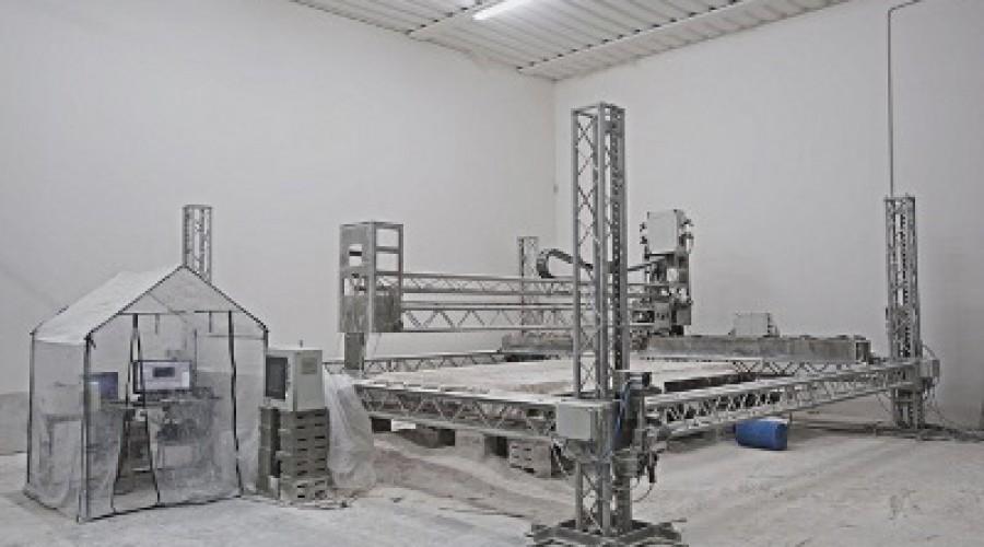 D-Shape: grootformaat 3D-printen