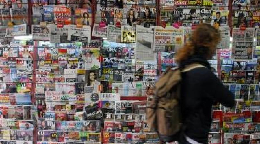 VS: kleinere oplagen, meer omzet magazines