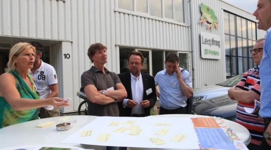 Grafische ondernemers zien toekomst in 3D printshop