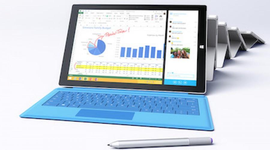 Microsoft Surface Pro 3 een luxe laptop vervanger met een dito prijs