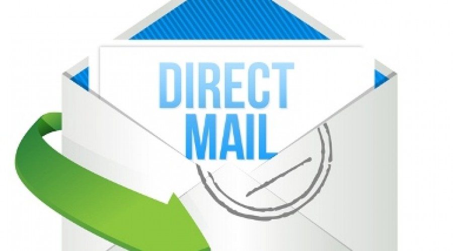 Groei direct mail in 2017