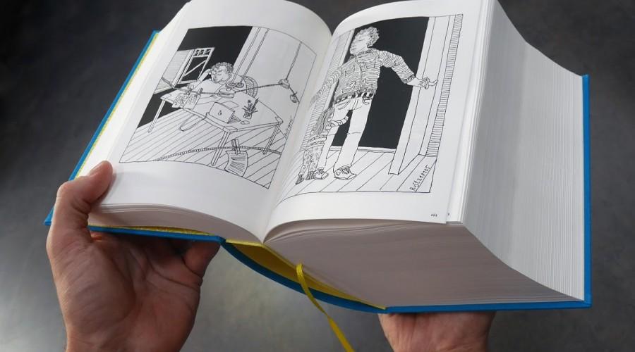 Proces naar het dikste boek ooit