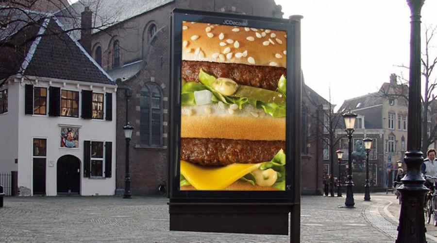 Adverteren zonder logo