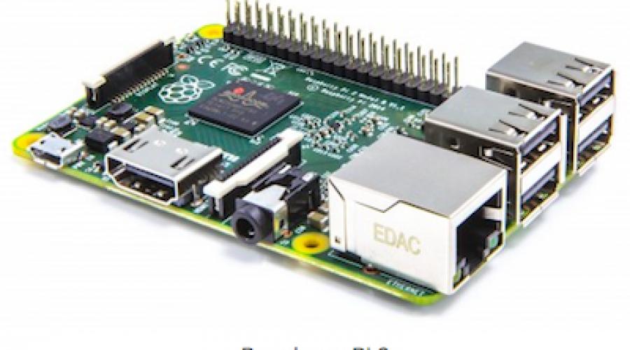 Nieuwe Raspberry PI 2: Een computer van 35 dollar die ook Windows 10 draait