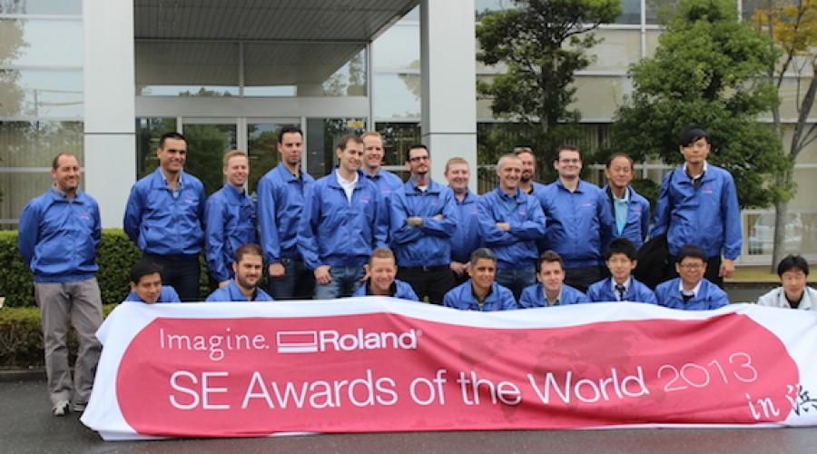 Roland DG organiseert wereldwijde wedstrijd voor zijn technici