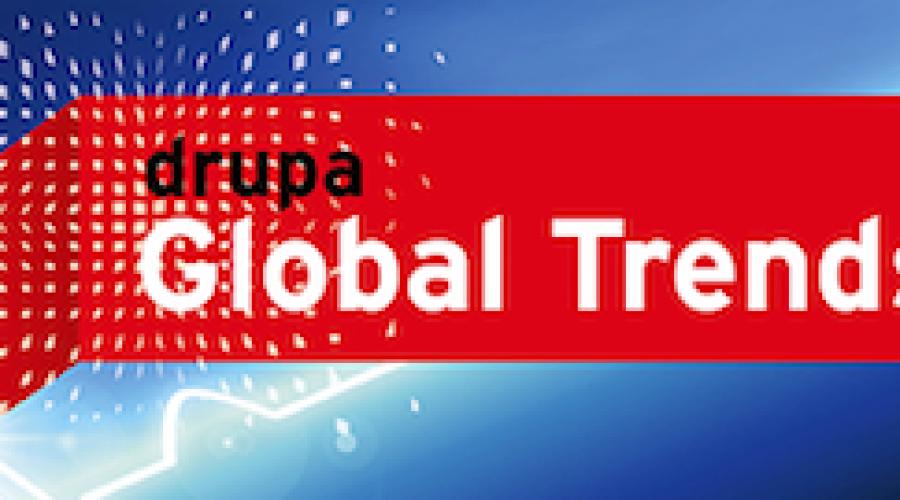 Drupa rapport: drukkers gematigd positief
