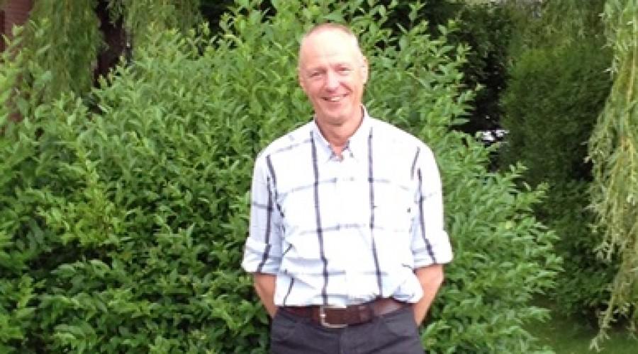 Gerrit Riezebos: 'Ik ga zeker naar de Grafische Vakbeurs'