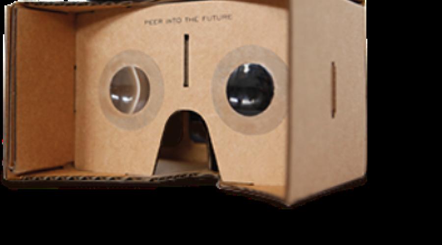Van golfkarton tot virtual reality-box