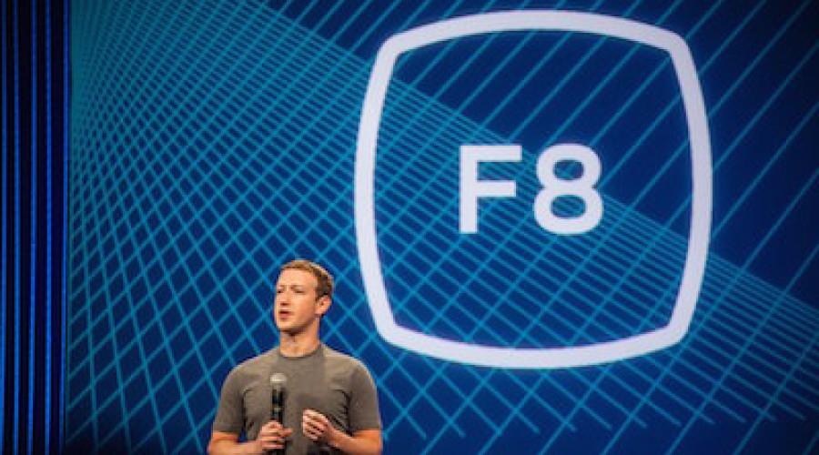 F8: Facebook doet een gooi naar de zakelijke markt