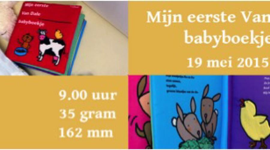 Van Dale met nieuw babyboekje op de markt