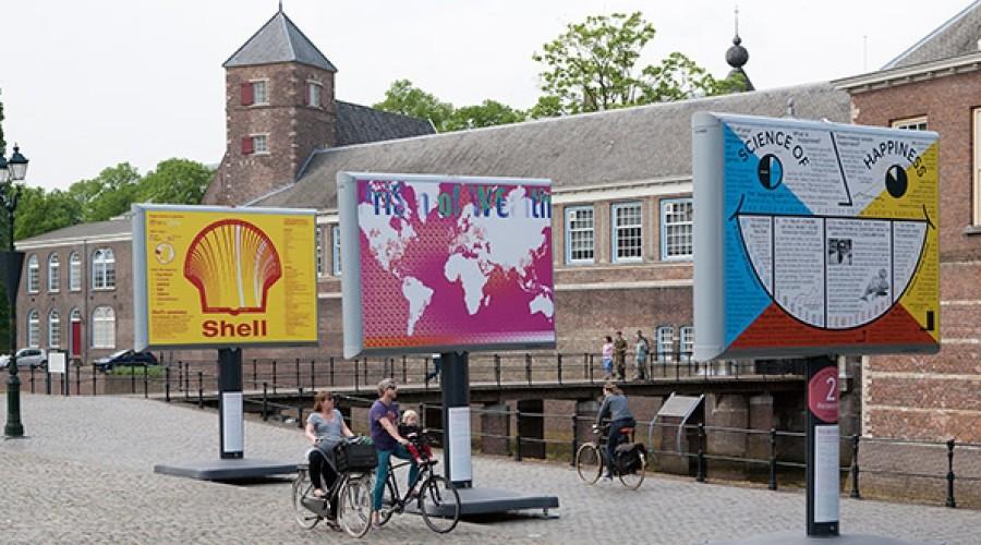 Ontwerpuitdaging Graphic Design Festival Breda