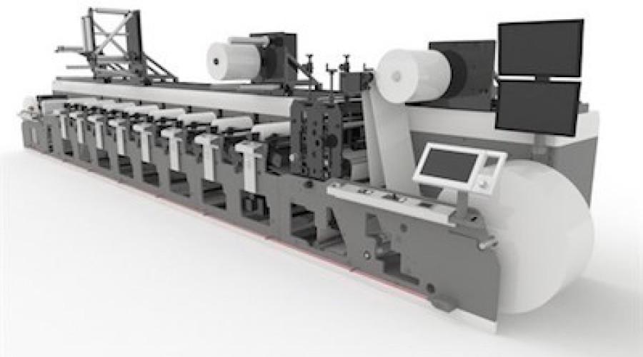 MPS met hybride printing oplossing op Labelexpo