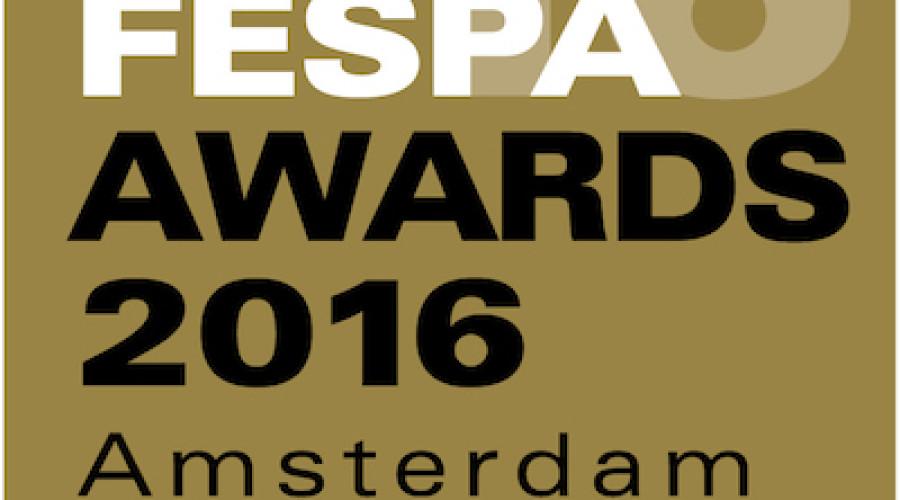 Inschrijvingstermijn voor FESPA Awards verlengd