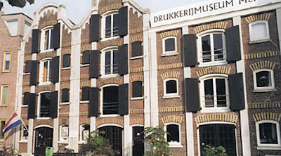 30 Jaar Drukkerijmuseum Meppel