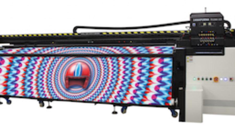 Agfa met nieuwe Anapurna LED wide formaat printer op SGIA