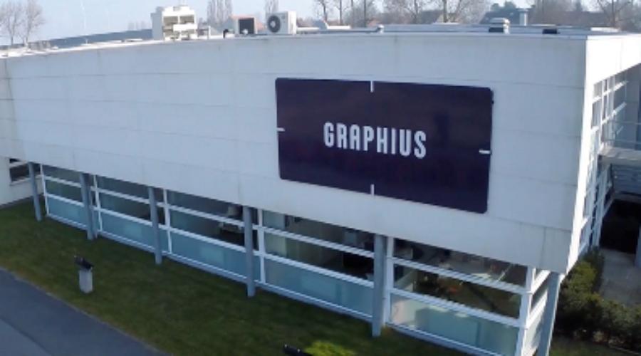 Belgische Graphius groeit nog groter