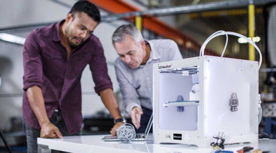 Desktopprinter die professioneel 3D-printen toegankelijk maakt