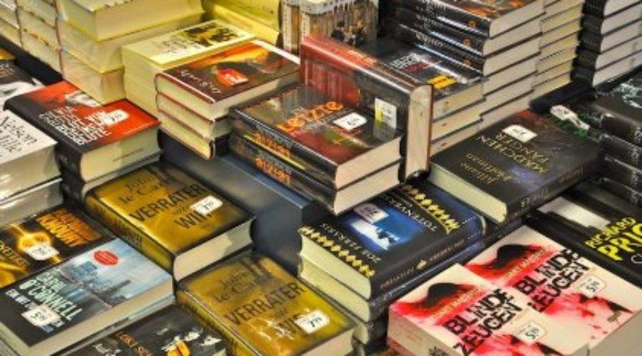 Verkoop e-books stijgt