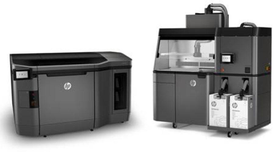 HP annonceert 3D Jet Fusion Printing Solution partners voor de Benelux