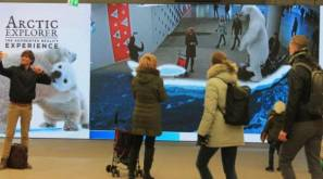 Buitenreclame met augmented reality