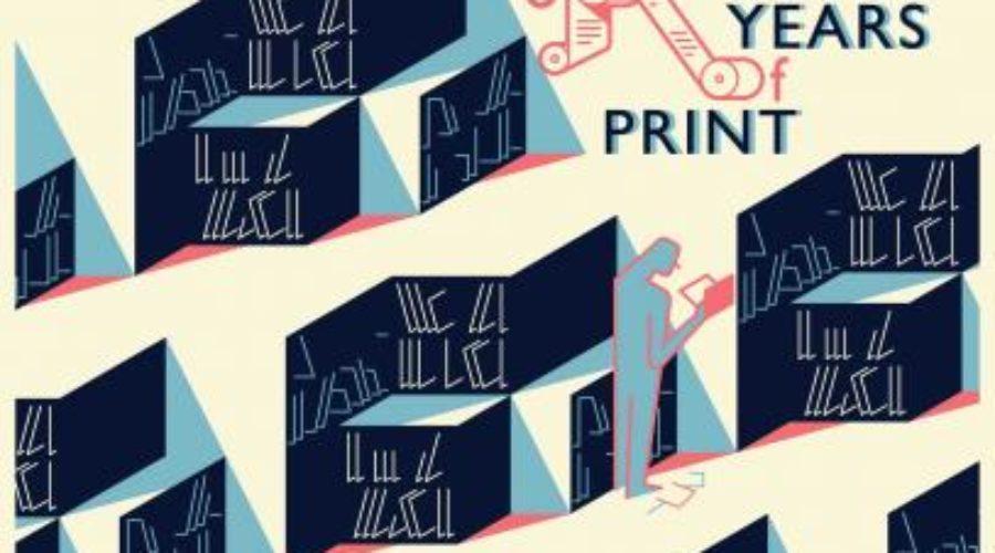 50 Years of Print: reizende tentoonstelling