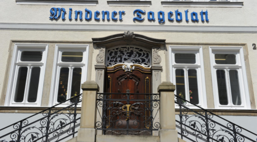 Mindener Tageblatt Automates Mobile Newspaper Production with Agfa Eversify