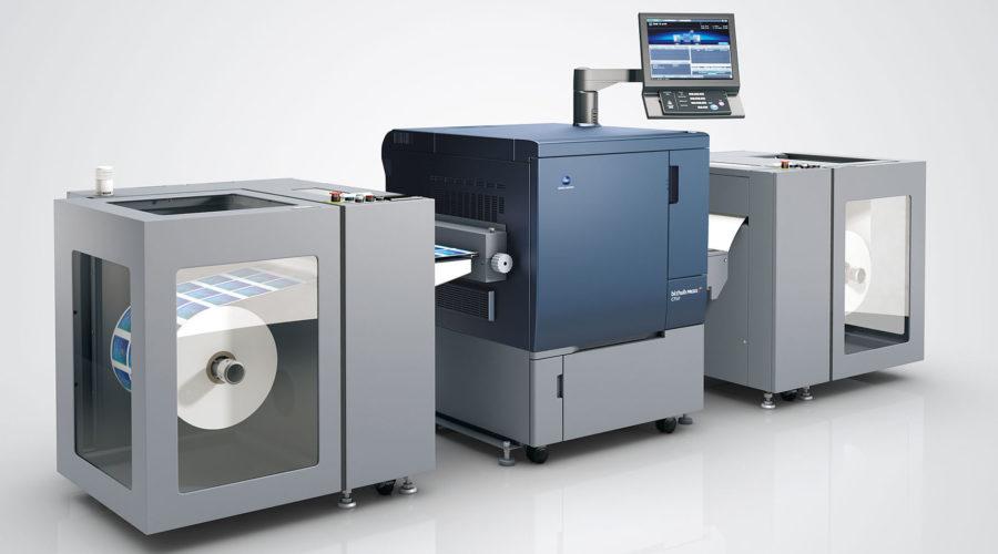 APEX Digital Graphics toont Konica Minolta digital printoplossingen op IPEX