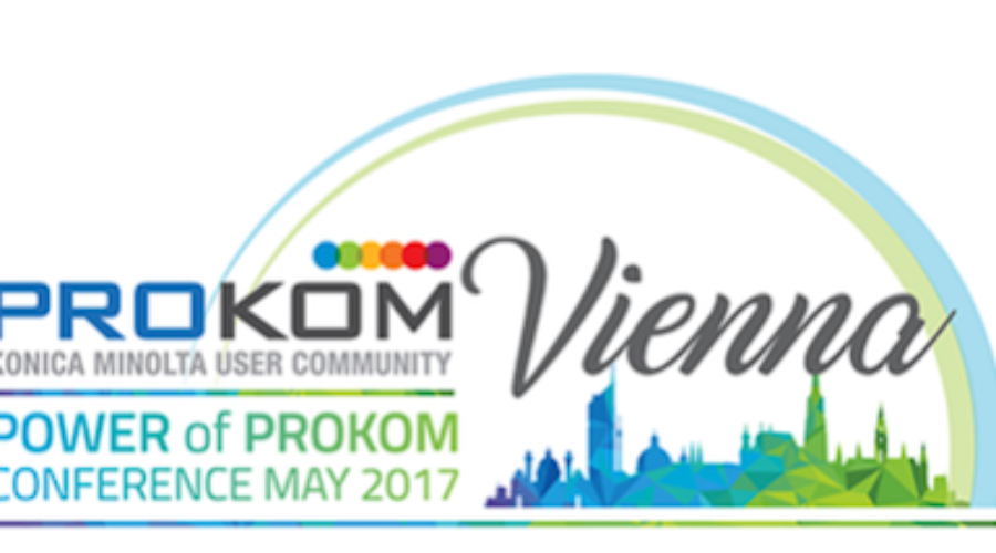 Power of PROKOM – first global conference for Konica Minolta printing users