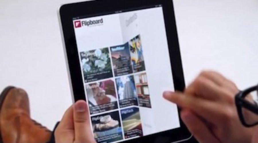 Flipboard 4.0 je eigen interactief magazine met zaken die je raken