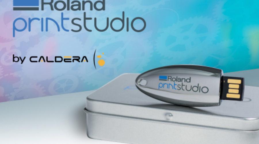 Roland DG brengt Roland PrintStudio by Caldera uit