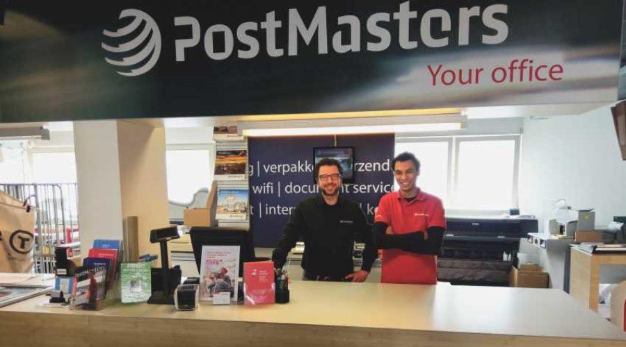 Drukkerij als postkantoor van de toekomst