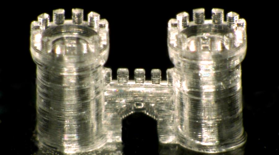 3D printen met glas