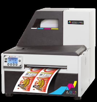 Alfinia label l801 a colour label printer for less than 10 000 euro - Cuisine 10000 euros ...