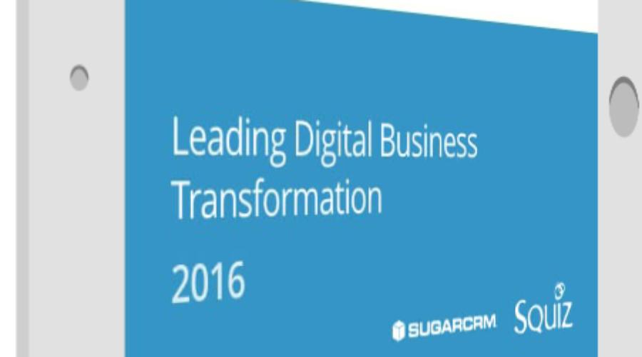 Forrester Rapport: Leading Digital Transformation
