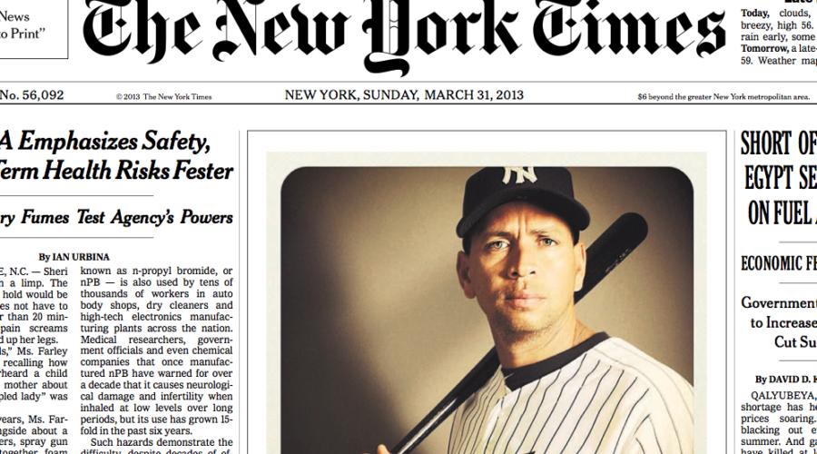 New York Times: Digital topt 1 miljard, 60% van zijn totale omzet!
