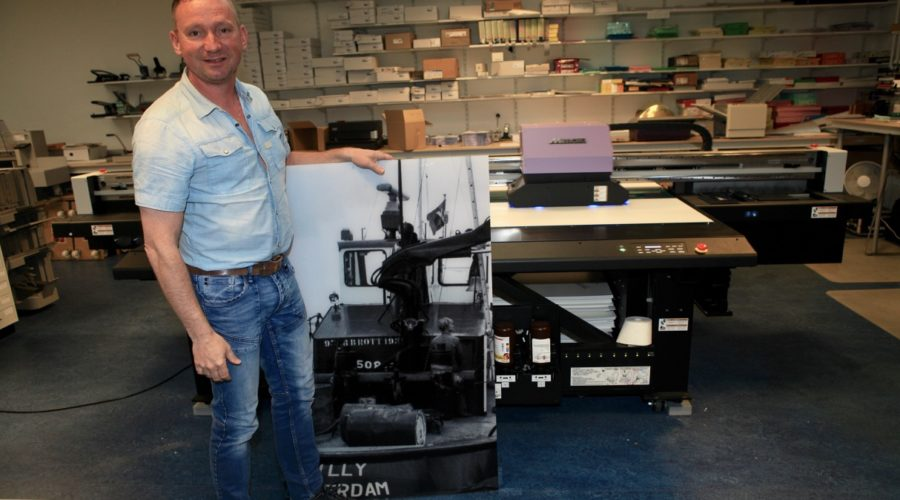 Jobs galore following Mimaki flatbed printer investment
