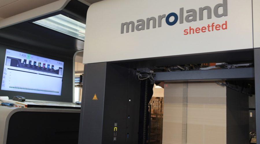 PRstory: Wesly Printing & Packaging investeert in nieuwe Manroland pers
