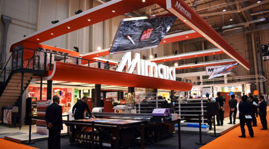 FESPA 2017 is a thrilling success for Mimaki Europe